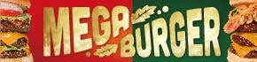"Christmas tree ""Mega Burger"" is now available!"