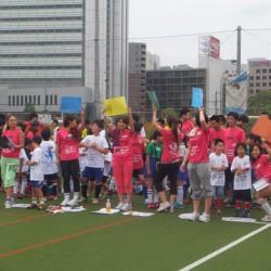 UNIVERSAL FOOTBALL イベントに参加