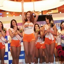 ミス フーターズジャパン コンテスト2014