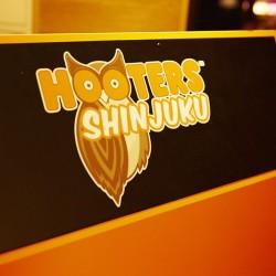 【HOOTERS SHINJUKU】オープニングレポート