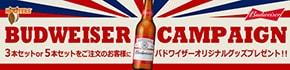 7月18日(火)より「バドワイザーキャンペーン」START!
