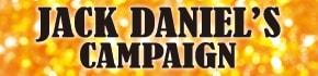 3月16日(金)より「ジャックダニエルキャンペーン」START!
